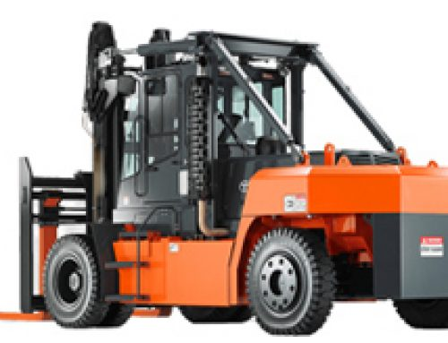 Forklift – Material handling – Capital Equipment Air-conditioning & heating solutions HVAC
